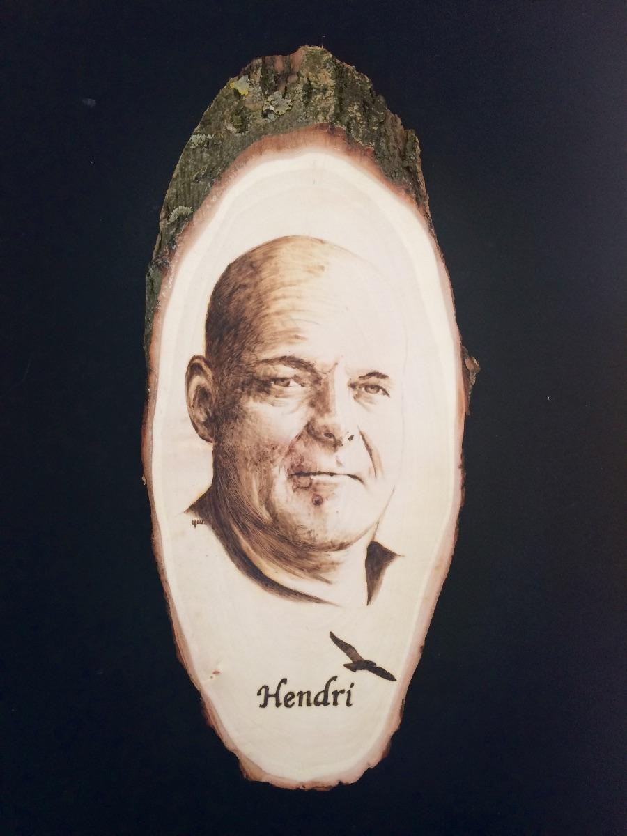Portret Hendri