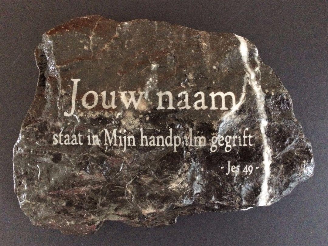 Originele stenen